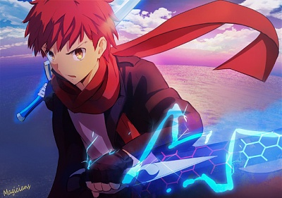 Fate stay night Emiya Shirou 1812x1275