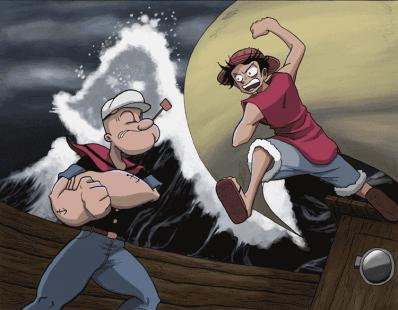 Name:  Popeye vs Luffy.jpg